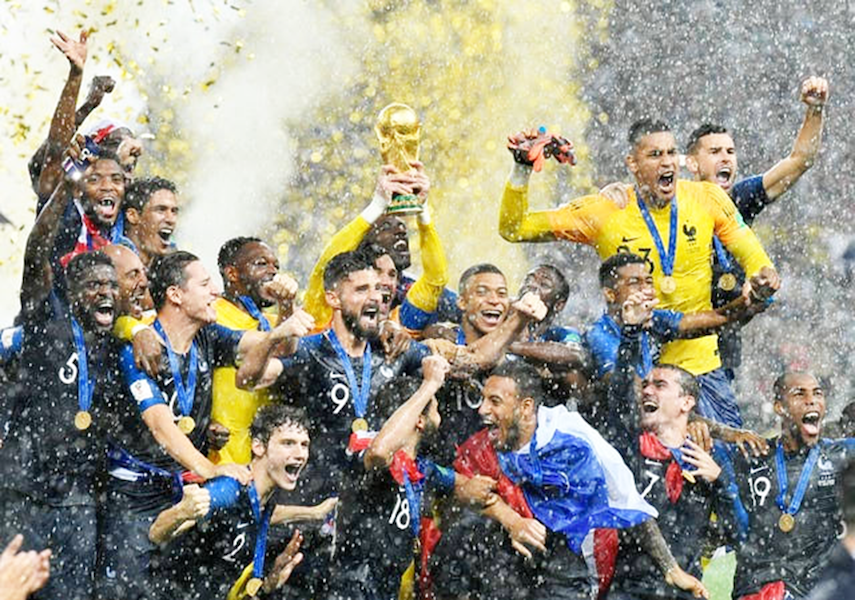 Africa Backs FIFA World Cup Each Two Years