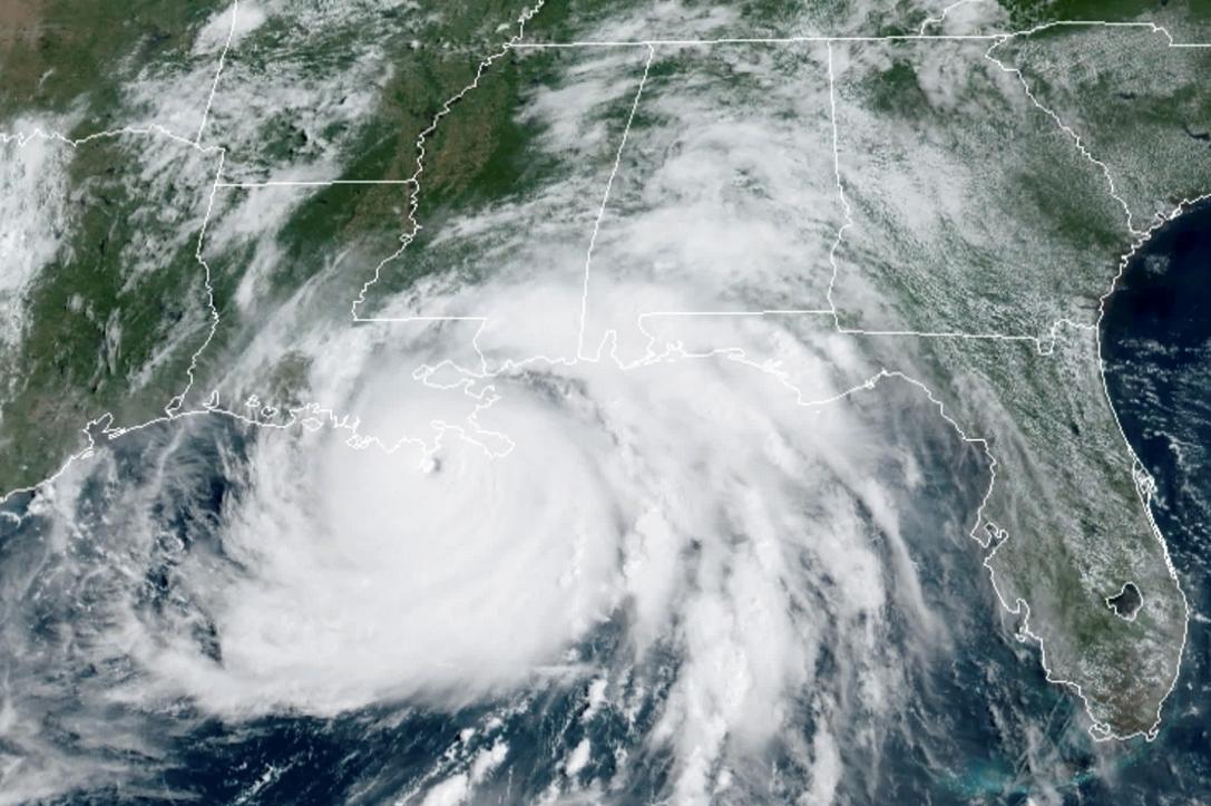 Hurricane Ida Makes Landfall in LouisianaTHISDAYLIVE