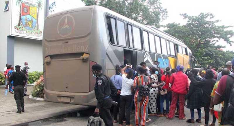 Plateau Crisis: Sanwo-Olu Evacuates 3-Week Old Baby, Lagos Students from  JosTHISDAYLIVE