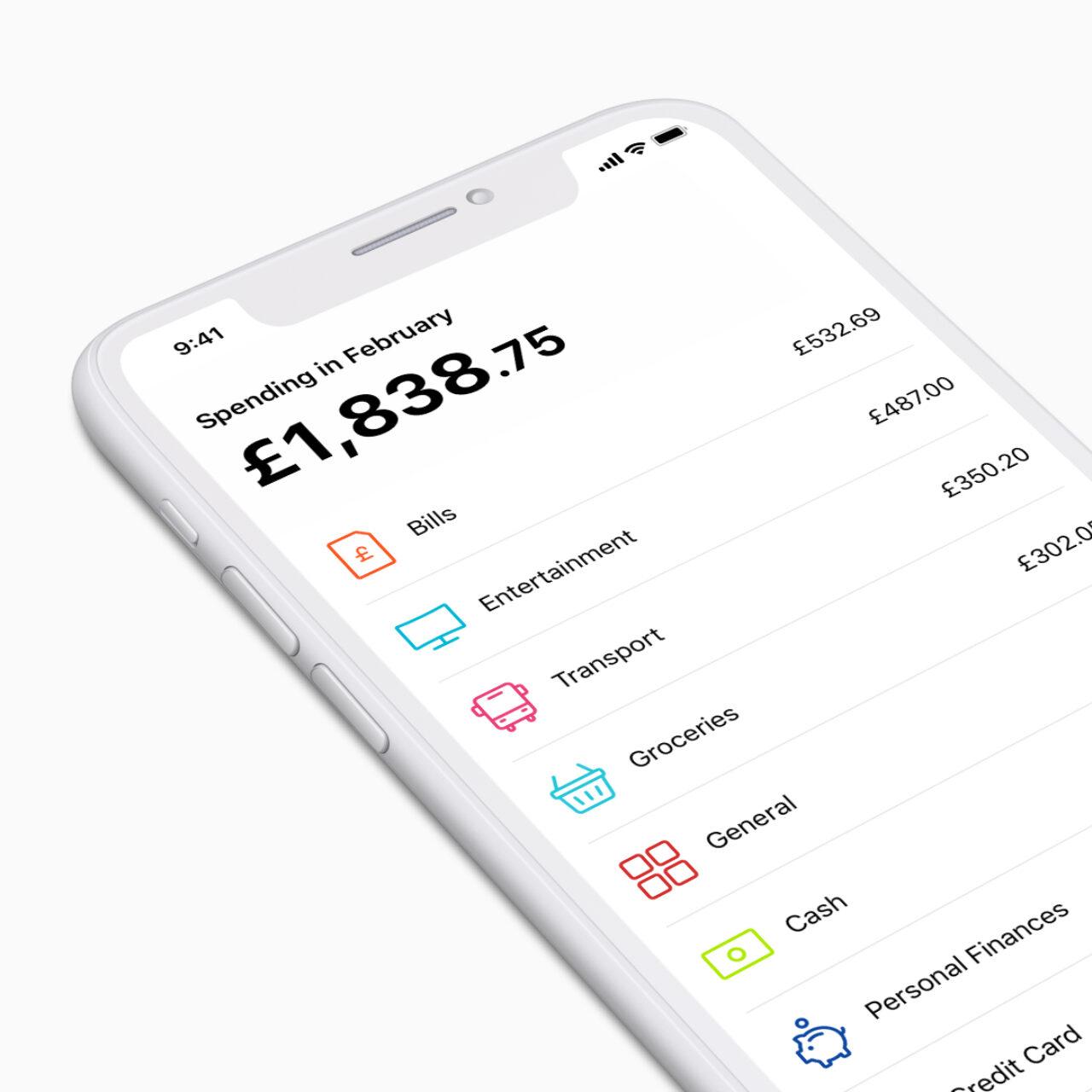 03 Organise spending