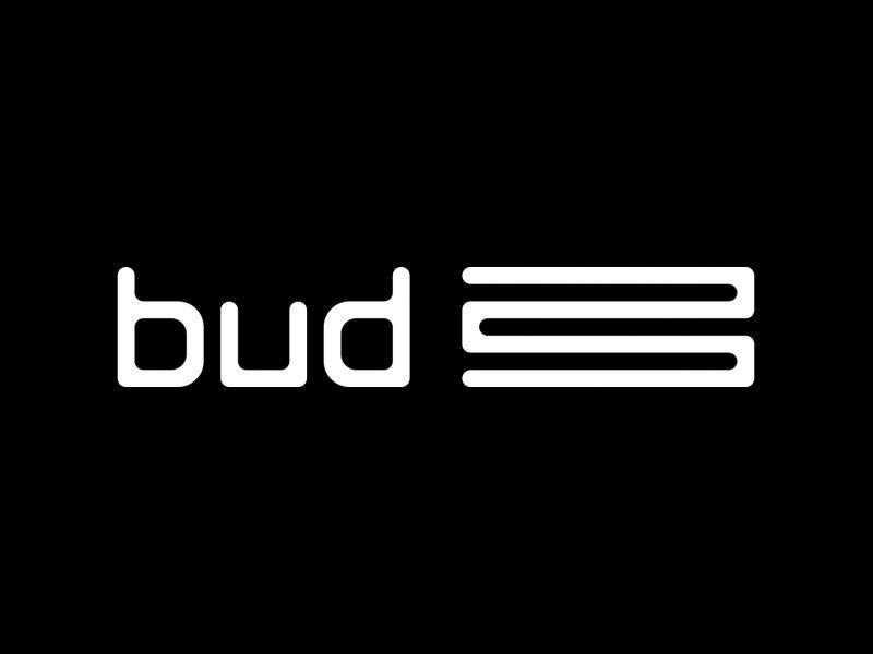 Bud logo lock-up