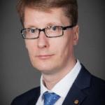 Ilkka Luoma sairaanhoitopiirin johtaja, Pohjois-Pohjanmaan sairaanhoitopiiri