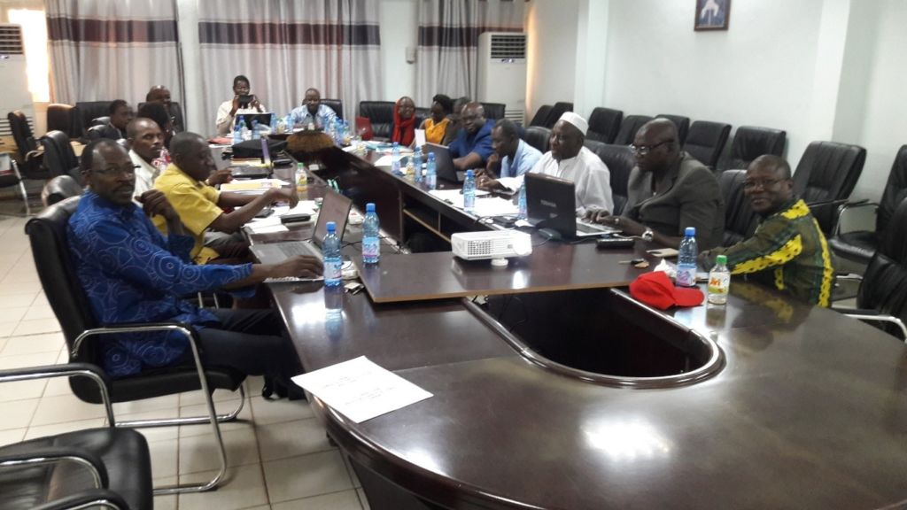 Mali National Biosafety and Biosecurity Working Group