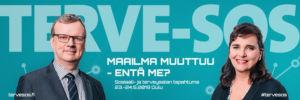 TERVE-SOS 2019 Oulussa 23.-24.5., tervetuloa mukaan!