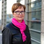 Sinikka Salo, muutosjohtaja, sosiaali- ja terveysministeriö