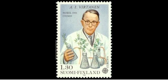 A.I. Virtanen -postimerkki