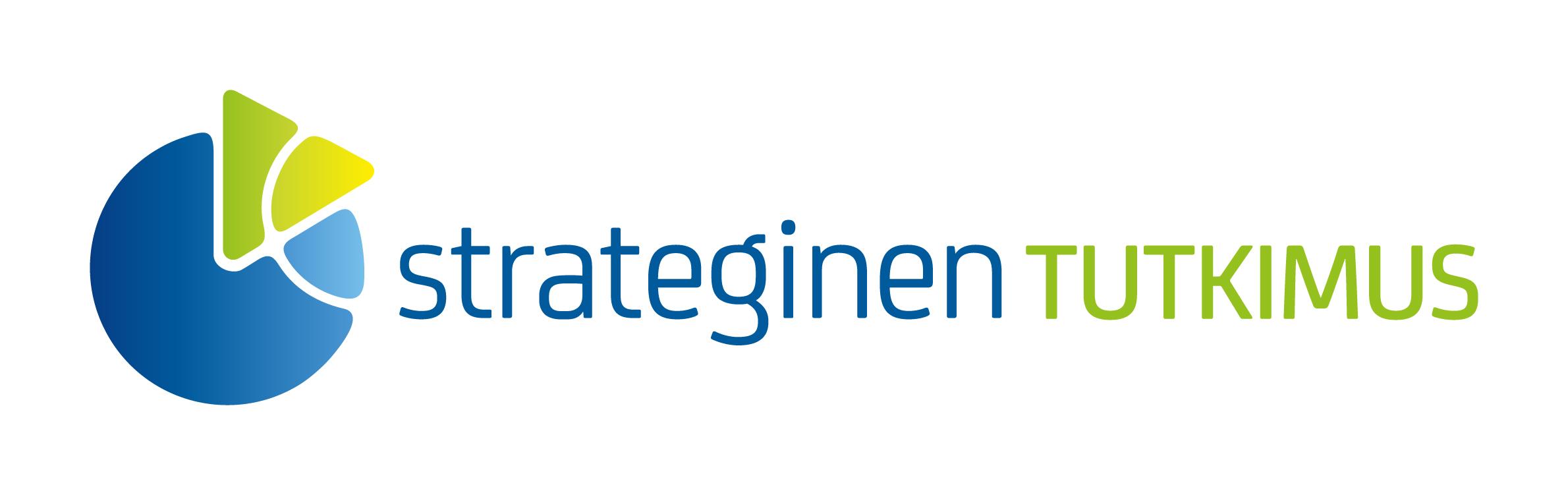 Strategisen tutkimuksen neuvoston logo.