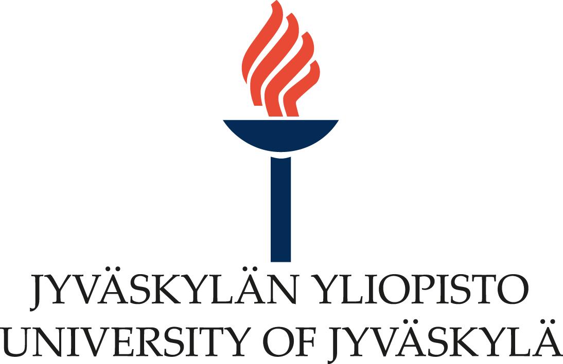 Jyväskylän yliopiston logo.