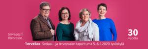 TerveSOs 2020 Jyväskylässä 5.-6. toukokuuta