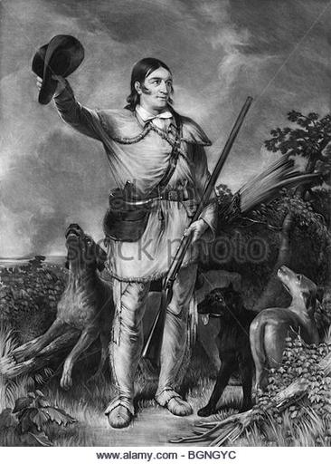 Davy Crockett Stock Photos & Davy Crockett Stock Images -