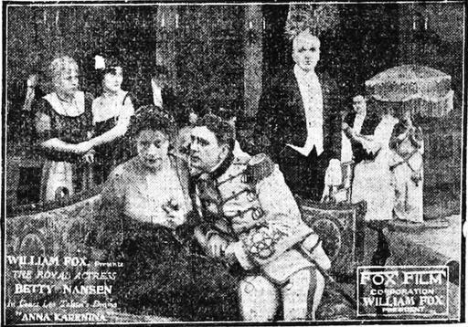 Anna Karenina (1915 film)