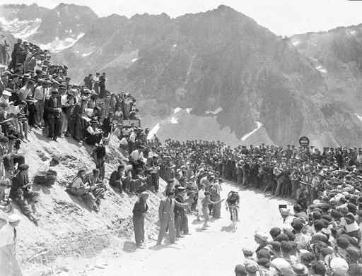 Tour de France : découvrez nos plus belles photos vintage de 1930 à 1955 - Sud Ouest.fr