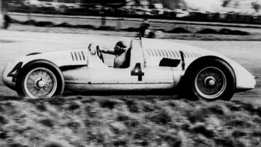 The 205 mph 1939 Auto Union Type D could set price record