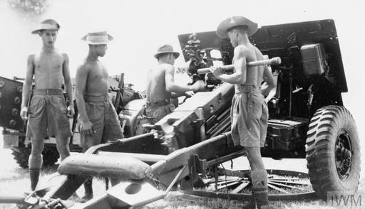 'O' TROOP, 1ST SINGAPORE REGIMENT RA, DURING THE MALAYAN EMERGENCY, 1953-1955. | Imperial War ...
