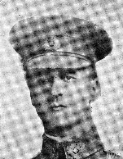 Lieutenant (Temproary) Ernest Stratford | Imperial War Museums