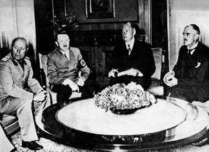 Munich Agreement | Definition, Summary, & Significance | Britannica