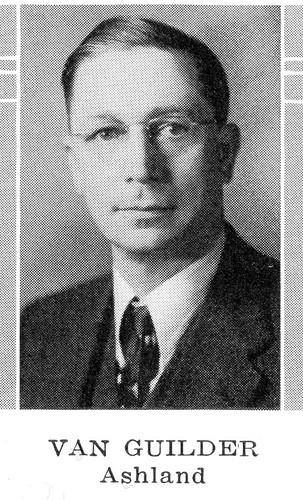 Harry Van Guilder (1890-1979) | Member, Wisconsin State Asse… |