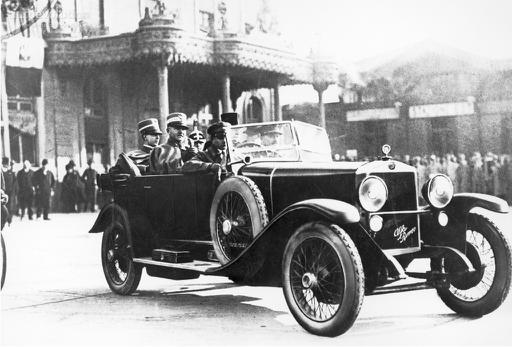ALFA ROMEO RL specs & photos - 1922, 1923, 1924, 1925, 1926, 1927 - autoevolution