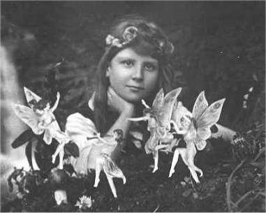 Papergreat: Perfume and fairies in a 1920 issue of The Ladies' Home Journal