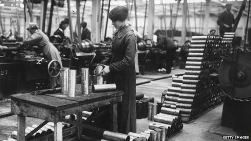 How Germany lost the WWI arms race - BBC News