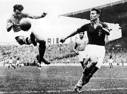 Classic moments of the Football World Cup (1930 to 1950) - Rediff Sports