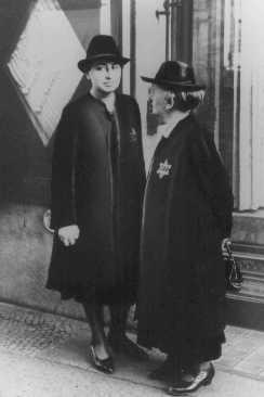 German Jews during the Holocaust, 1939–1945
