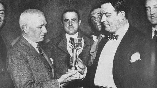 World Cup: Uruguay 1930, Italy 1934 & France 1938 - BBC Sport
