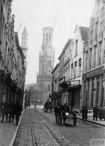 THE GERMAN OCCUPATION OF BELGIUM, 1914-1918   Imperial War Museums