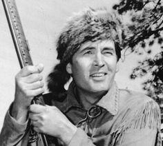 1000+ images about Fess Parker on  | Fess parker, Davy crockett and Daniel o'connell