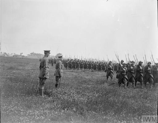 File:The Belgian Army on the Western Front, 1914-1918 Q9016