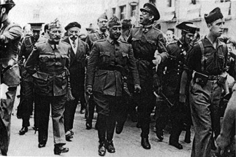 Francisco Franco Enemies - Comic Vine
