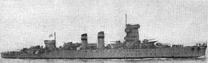 Spanish cruiser Navarra (1923)