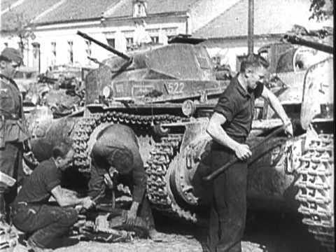 Invasion of Poland in 1939 by German Army, 1943 -