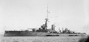 HMS Monarch (1911)