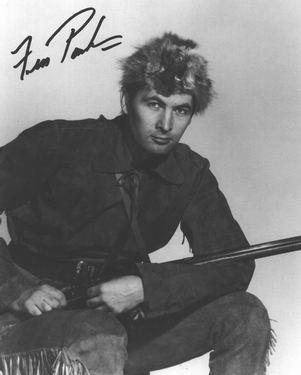 159 best Fess Parker images on  | Fess parker, Davy crockett and Tv series