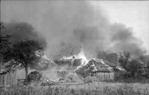 "15th September 1943: Wehrmacht ""scorched earth"" retreat in Russia"