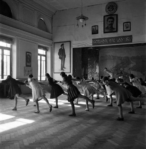 Tbilisi in 1947 (Robert Capa) | The Georgia Photo Philes