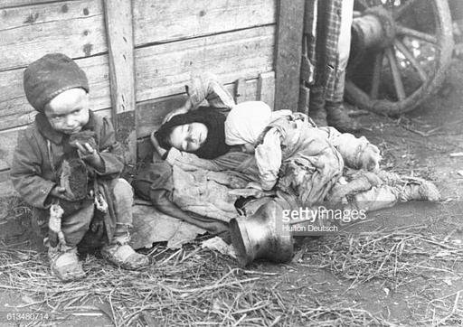 Russian Famine Stock Photos and Pictures |  Images