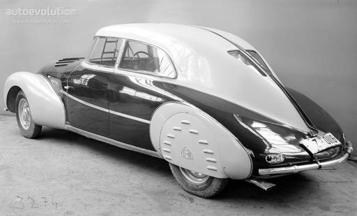 MAYBACH Typ SW 35 Stromlinien specs & photos - 1935, 1936 - autoevolution