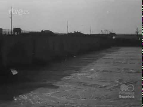 ZAMORA (Spain) - Obras del Salto de Villalcampo. 17/03/1947 -
