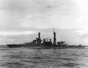 GOTOT: USS BattleShips Colorado Class