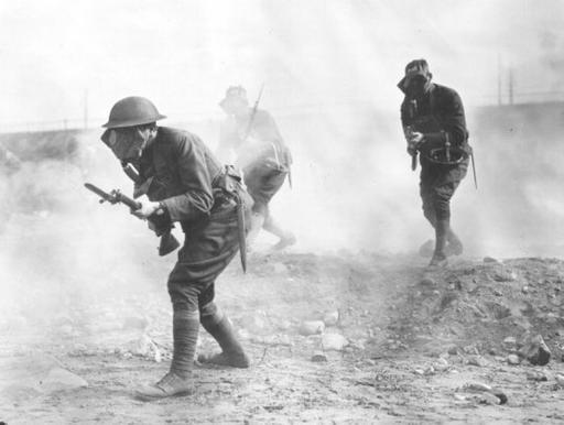 Doughboys and Gas - American Chemical Weapons in World War One - MilitaryHistoryNow