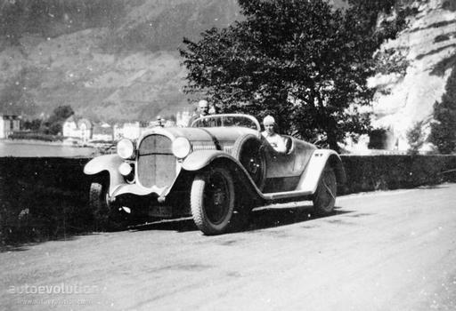 MAYBACH Typ W3 22/70 HP (Open Body) specs & photos - 1921, 1922, 1923, 1924, 1925, 1926, 1927 ...