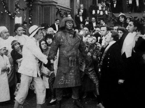 The Golem (Partially Lost 1915 Silent Horror Film) | Lost Media Archive