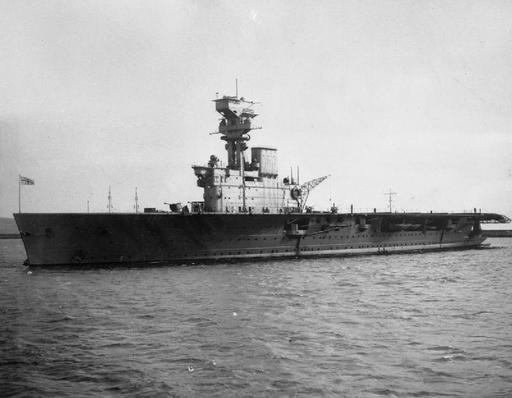 List of aircraft carriers of the Royal Navy