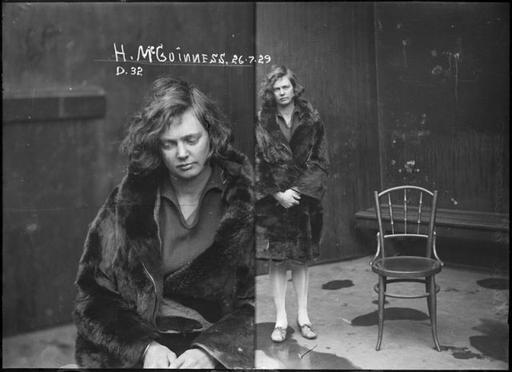 Vintage Mug Shots of 1920s Criminals (40 pics) - Izismile