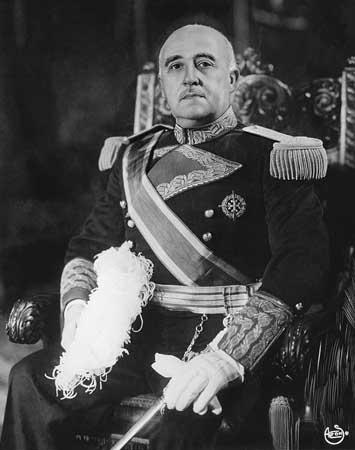 Francisco Franco | ruler of Spain | Britannica