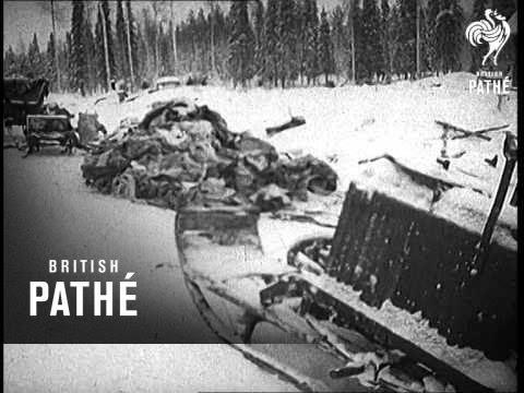 Russo-Finnish War - Battle Of Suomussalmi (1940) -