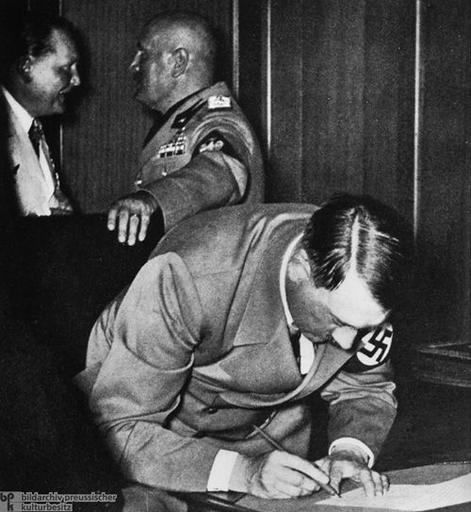 25+ best ideas about Munich agreement on  | Nazism in germany, Was hitler german and ...