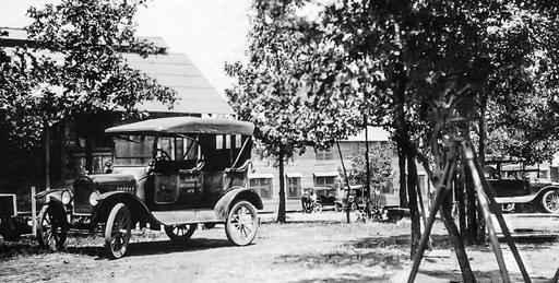 100 Years at B&V: Building a Strong Foundation 1915-1924 Photo from 1917: War department ...